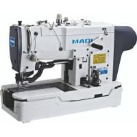 MAQI 783E-Z промислова механічна петельна машина з вбудованим сервомотором та автоматичним підйомником лапки